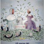 Powell et Lagarde, vont devenir les plus grands imprimeurs de monnaie de l'histoire !