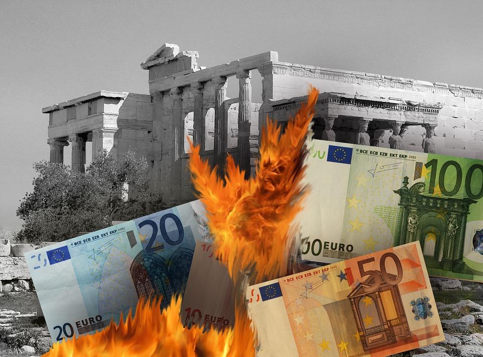 Bienvenue dans la quatrième dimension !! La Grèce entre dans le club des émetteurs à taux négatifs...