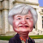 """Fed: Janet Yellen ne sait plus quoi inventer en imposant un """"nouveau coussin de capital"""" aux grandes banques"""