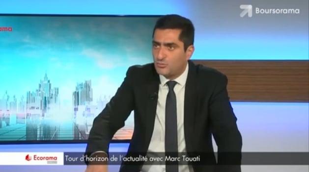 """Marc Touati: """"Il y a une bulle boursière et le krach pourrait provenir d"""