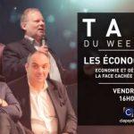 Clepsydre reçoit Les Econoclastes ❝ Economie et géopolitique: la face cachée des choses ❞