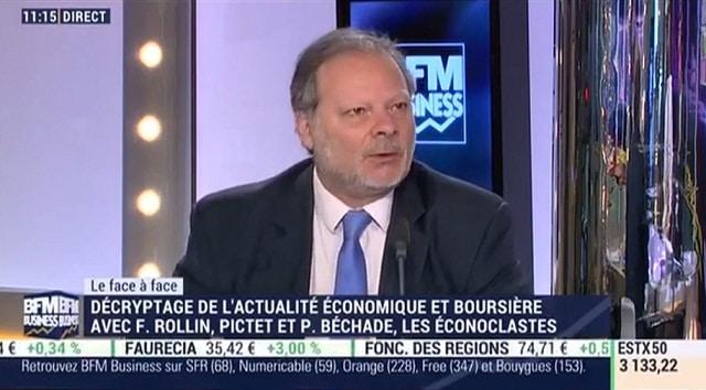Philippe Béchade: Y a plus de marché !... Petit Mario Noël va descendre du ciel avec son Q.E par milliards.