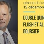"""Philippe Béchade: Séance du Lundi 12 Décembre 2016: """"Double quinte flush et All-in boursier"""""""