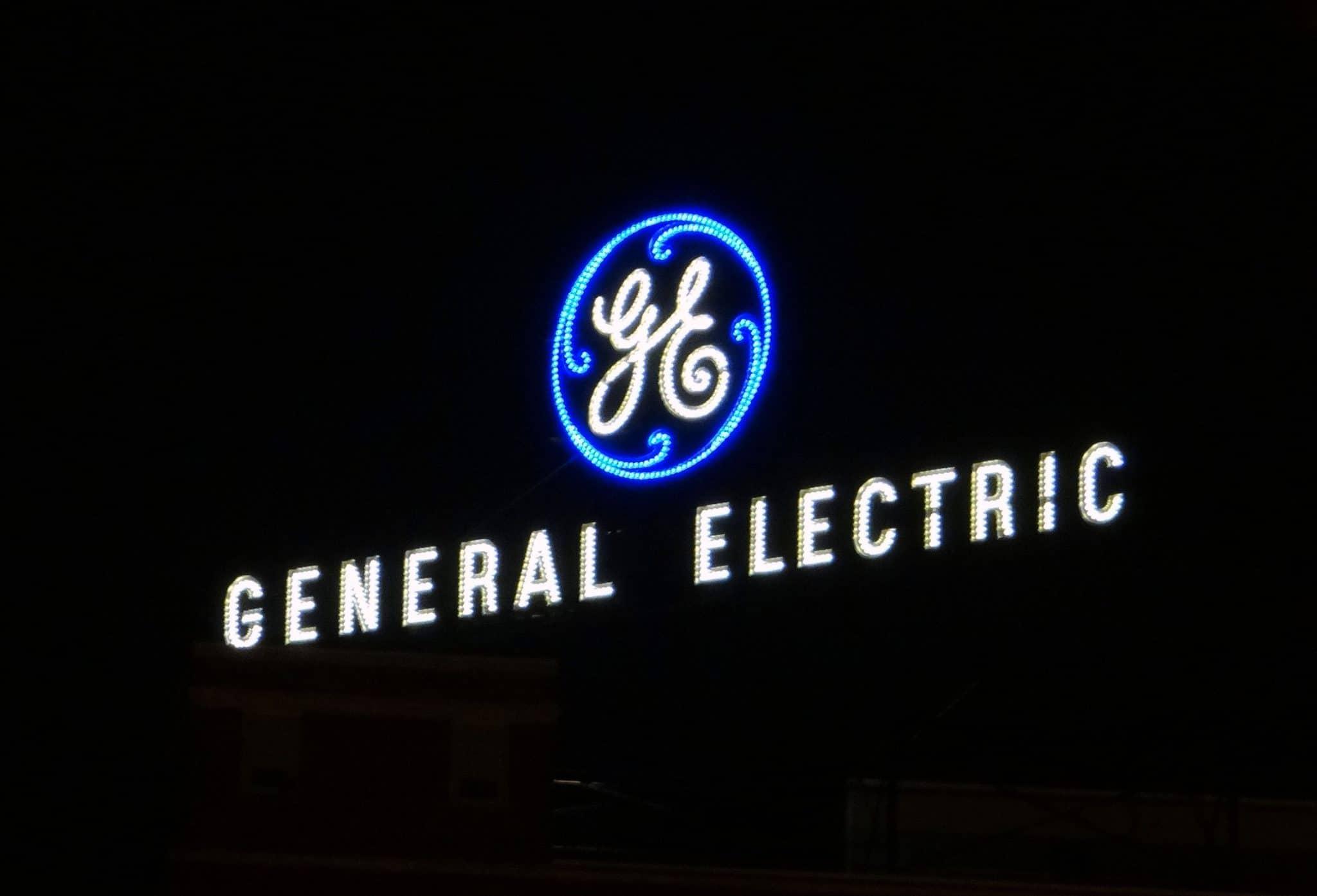 """General Electric face à une """"faible croissance"""""""