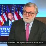 Philippe Waechter: Les 3 grandes menaces de 2017…