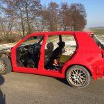 Moselle : les gendarmes tombent nez à nez avec un drôle d'automobiliste
