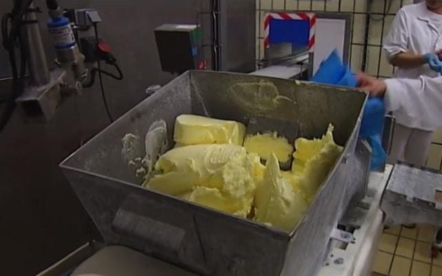 France: le prix du beurre a augmenté de 50% en 6 mois...