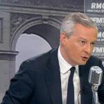 Bruno Le Maire a qualifié de bonne décision la proposition de François Fillon de supprimer 500.000 emplois publics.