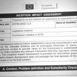 A y est ! Bruxelles a sorti le texte pour la suppression du liquide !
