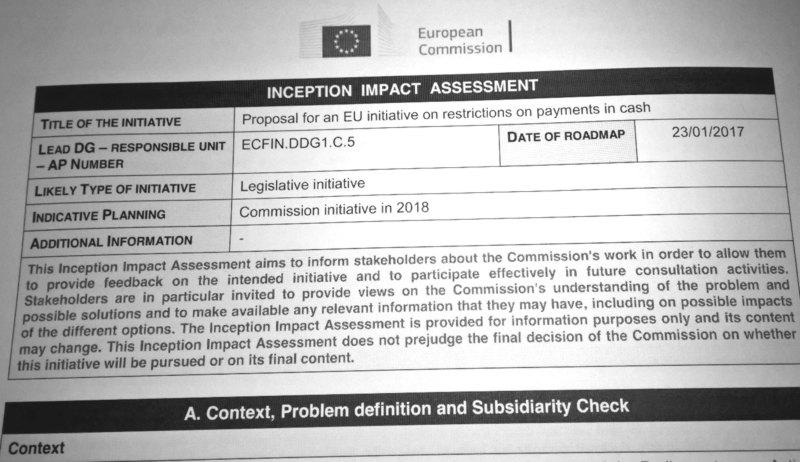 Puce RIFD le compte à rebours à commencer  Bruxelles-restrictions-on-payments-in-cash