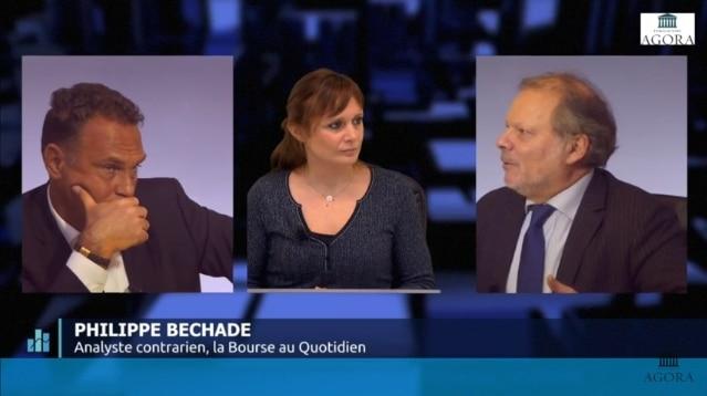 Le débat hebdo de La Bourse au Quotidien: Eric Lewin vs Philippe Béchade
