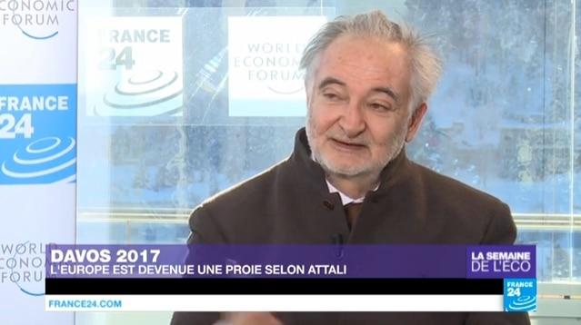 """Jacques Attali: """"d"""
