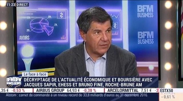 Jacques Sapir: s
