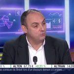 """Olivier Delamarche: """"Il y a des grosses incohérences dans le discours de Trump"""""""