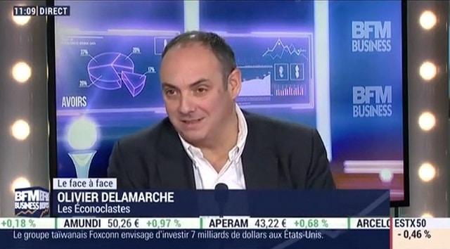 Olivier Delamarche: Une chose est sûre pour moi, Barack Obama a été le pire président des Etats-Unis