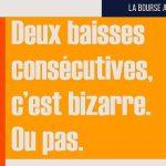 """Philippe Béchade: Séance du Mardi 17 Janvier 2017: """"Deux baisses consécutives. C'est bizarre. Ou pas."""""""