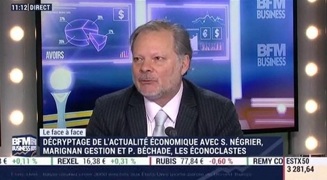 Philippe Béchade: La croissance allemande, ce n