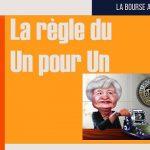 Philippe Béchade: Séance du 19/01/17: «La règle du un pour un, 1 point de Dow Jones pour 1 milliard de dettes»