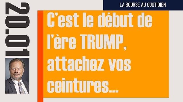 """Philippe Béchade: Séance du 20/01/17: """"C"""