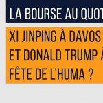 Philippe Béchade: Séance du Mardi 10 Janvier 2017: « Xi Jinping à Davos »