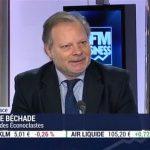 Philippe Béchade: sur les marchés américains, on est dans le délire, on a pris un shoot, on est complètement perché