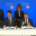 Ceta: un traité de libre-échange qui cristallise les inquiétudes