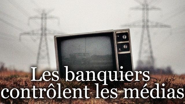 """Pierre Jovanovic: """"Les banquiers contrôlent les médias"""""""
