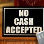 Suède, la fin du cash !