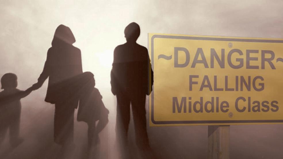 Warning ! L'OCDE s'inquiète de la disparition des classes moyennes !!