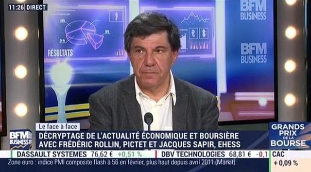 Jacques Sapir: Nous ne sommes toujours pas sortis d