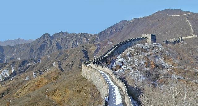 Revenu moyen en Chine 2 227 dollars