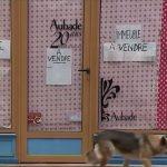 France: Nevers souffre la désertification de son centre-ville. 20% des commerces ont fermé ces dernières années