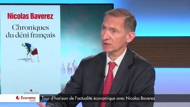 """Nicolas Baverez: """"L"""