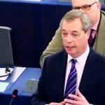 """Nigel Farage: """"L'UE n'a aucun avenir dans sa forme actuelle"""" – 14 Février 2017"""