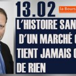 Philippe Béchade: Séance du Lundi 13 Fév 2017: «L'histoire sans fin d'un marché qui ne tient jamais compte de rien»