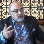 Pierre Jovanovic: «Vous assistez à l'effondrement économique.»