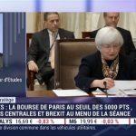 Sapir: Il y a de manière très très nette, une inquiétude partagée par les banquiers centraux sur l'avenir de l'euro