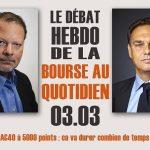 Philippe Béchade et Eric lewin: CAC40 à 5000 points : ça va durer combien de temps ?