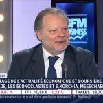 """Philippe Béchade: Bourse: """"c'est un marché qui est extrêmement dangereux techniquement car il est au plus haut"""""""