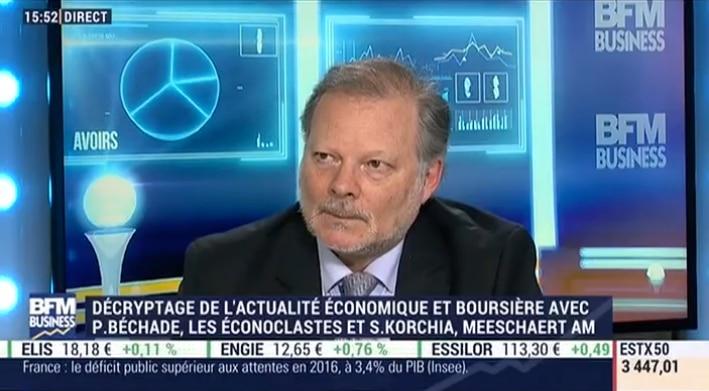 "Philippe Béchade: ""j"
