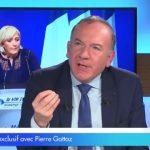 "Pierre Gattaz: ""La classe moyenne va en prendre plein la figure avec Marine Le Pen !"""