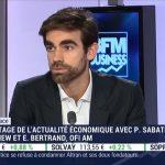Pierre Sabatier: «Une grande proportion des dépenses des ménages US provient des dépenses de santé et d'énergie»