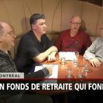 Canada: des retraités de Quebecor World perdent la moitié de leur fonds de pension
