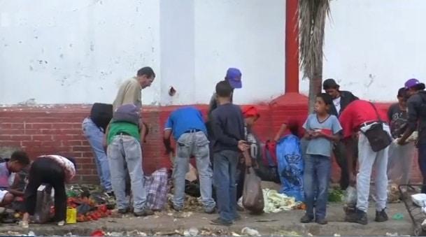 Les Vénézuéliens déambulent tels des zombies. A croire qu