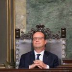 François HOLLANDE est content de lui !