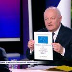 """François Asselineau: """"Les journaux préparent l'opinion. L'UE contraint la France à geler, voire de supprimer le SMIC"""""""