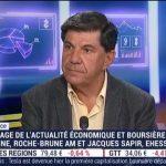 """Jacques Sapir: """"les marchés n'apprécient pas du tout d'avoir 4 candidats dans un mouchoir de poche à l'élection"""""""