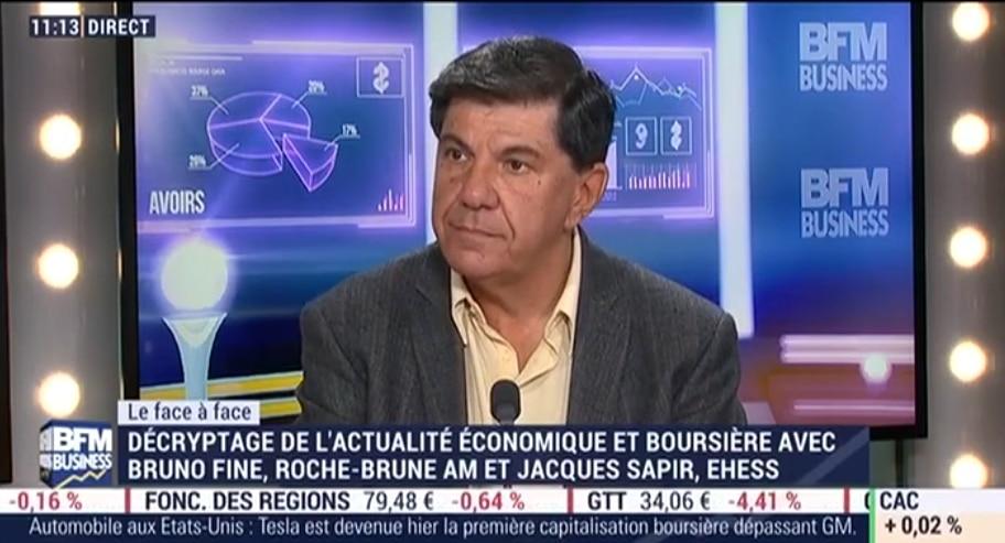 """Jacques Sapir: """"les marchés n"""