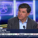 """Jacques Sapir: """"Aujourd'hui, les marchés dansent… grand bien leur fasse,… Mais ils dansent sur un VOLCAN !"""""""