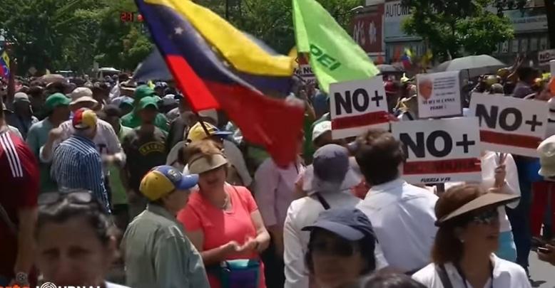 Le Vénézuela dans la tourmente s